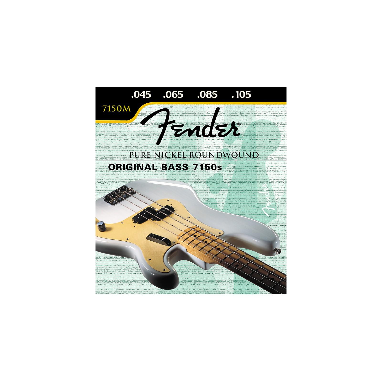 Fender 7150M Original Bass Medium Strings