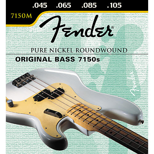 Fender 7150M Original Bass Medium Strings