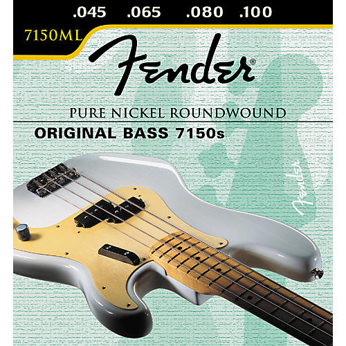 Fender 7150ML Original Bass Medium Light Strings