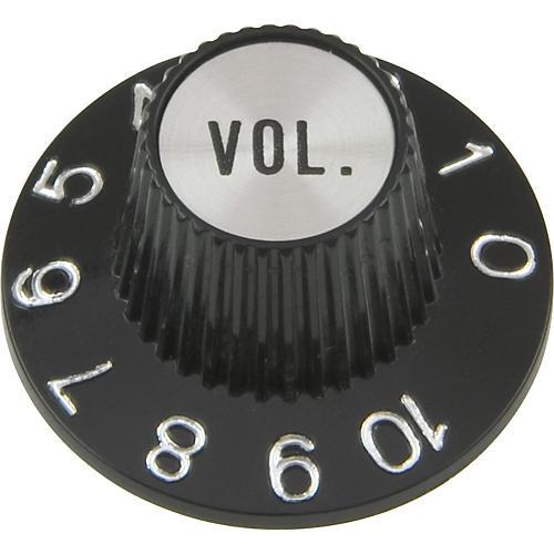 Fender 72 Telecaster Skirted Black Volume Knob