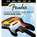 Fender 7250-5L Super Bass 5-String Light Strings thumbnail