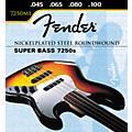 Fender 7250ML Super Bass Medium Light Strings thumbnail