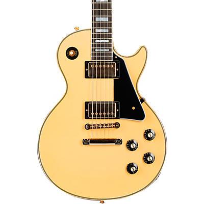 Gibson Custom '74 Les Paul Custom Aged Solid Body Electric Guitar