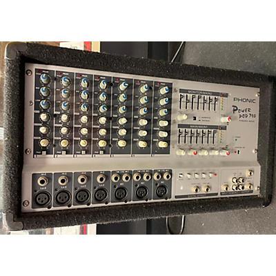Phonic 740PowerPod Powered Mixer