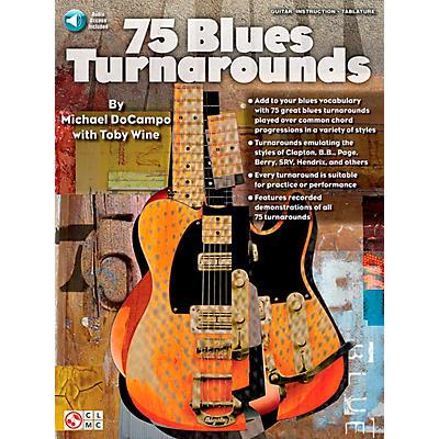 Cherry Lane 75 Blues Turnarounds