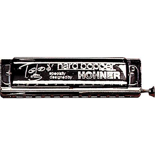 Hohner #7539 Hard Bopper Chromatic Harmonica