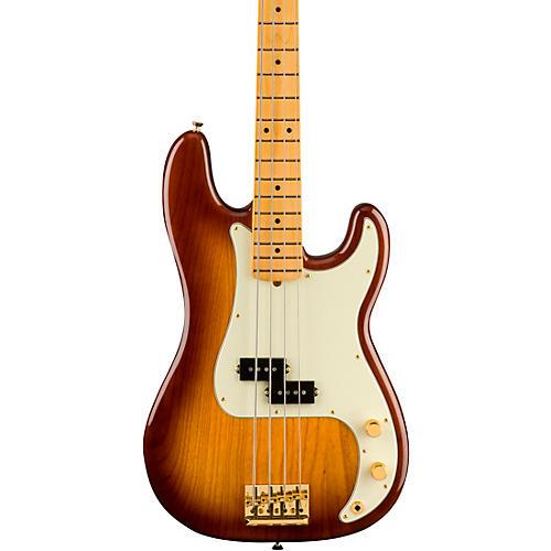 Fender 75th Anniversary Commemorative Precision Bass 2-Color Bourbon Burst
