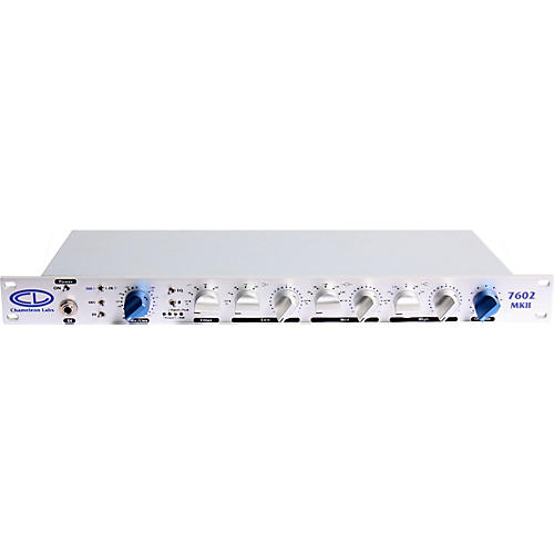 Chameleon Labs 7602 MKII Microphone Preamplifier/Equalizer