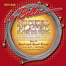 LaBella 767-6N Nickel Round Wound 6-String Bass Strings