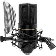 MXL 770 Complete Bundle  Integrated Pop Filter/Shockmount Kit