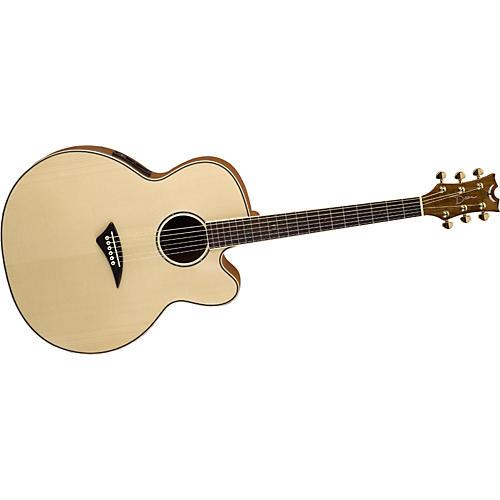 Dean 771J Jumbo Cutaway Acoustic-Electric Guitar