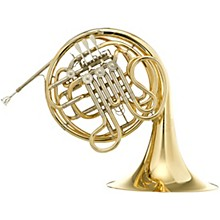 Hans Hoyer 7802 Heritage Kruspe Style Series Double Horn with String Linkage and Fixed Bell
