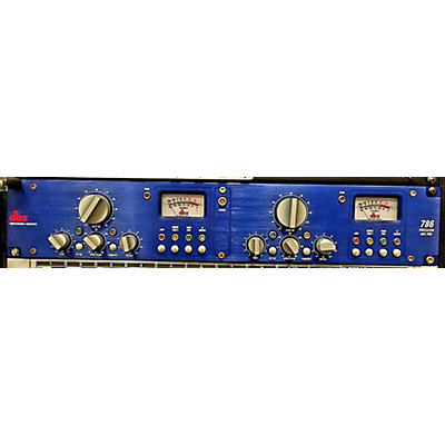 dbx 786 Microphone Preamp