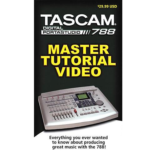 Tascam 788 Master Tutorial Video