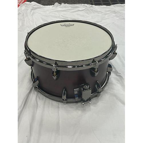 Orange County Drum & Percussion 7X13 CHESTNUT ASH Drum Mahogany 16
