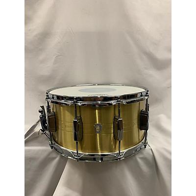 Ludwig 7X14 Heirloom Brass Drum