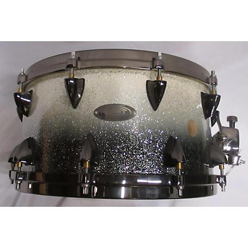 Orange County Drum & Percussion 7X14 OCSN714V25SSF Drum Silver Sparkle Fade 17