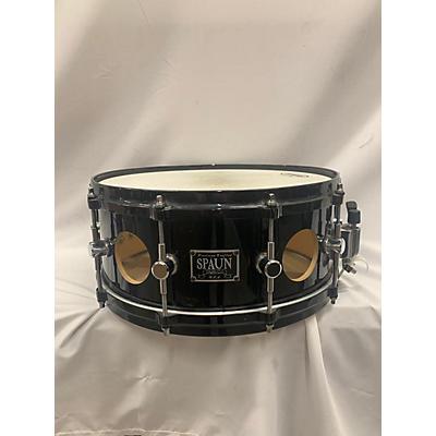 Spaun 7X14 Vented Maple Snare Drum
