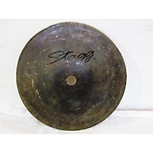Stagg 7in Black Metal Bell Cymbal
