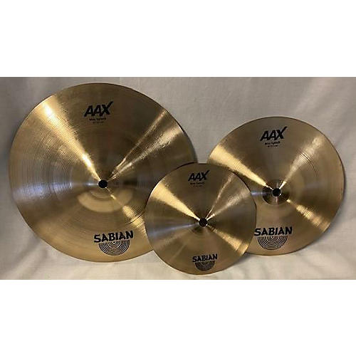 7in Mike Portnoy AAX Max Splash 3-Piece Cymbal Pack Cymbal