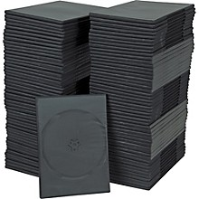 Open Box BK Media 7mm Slim DVD Cases 100-pack
