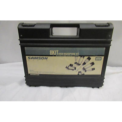 Samson 8 Mic Kit Drum Microphone