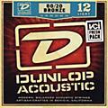 Dunlop 80/20 Bronze Light Acoustic Guitar Strings thumbnail