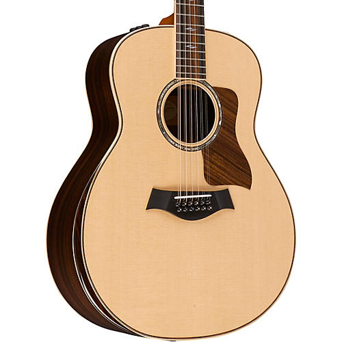 Taylor 800 Deluxe Series 858e DLX Grand Orchestra Acoustic-Electric Guitar