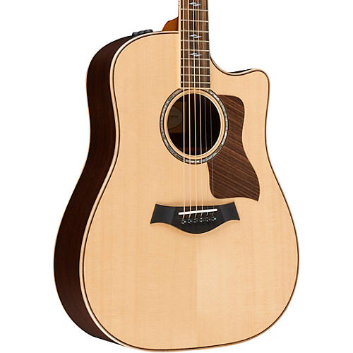 Taylor 800 Series 810ce Dreadnought Acoustic-Electric Guitar