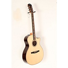 Open Box Taylor 800 Series 814ce-N Grand Auditorium Acoustic-Electric Nylon String Guitar