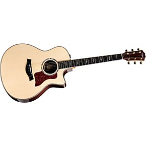 taylor 800 series 816ce grand symphony cutaway acoustic electric guitar musician 39 s friend. Black Bedroom Furniture Sets. Home Design Ideas