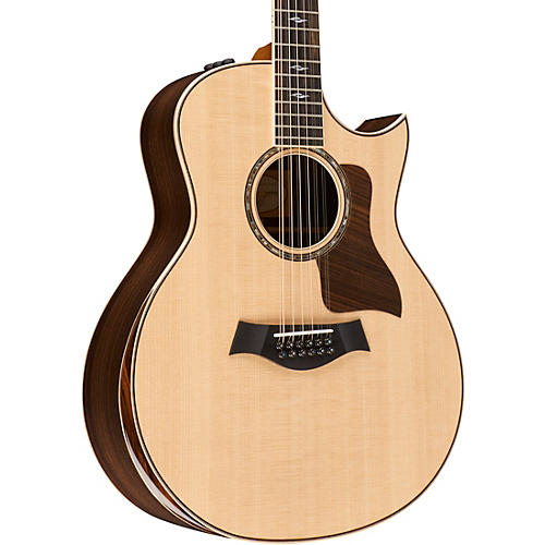 Taylor 800 Series 856ce 12-String Grand Symphony Acoustic-Electric Guitar