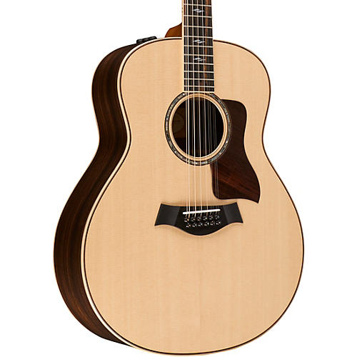 Taylor 800 Series 858e Grand Orchestra 12-String Acoustic-Electric Guitar