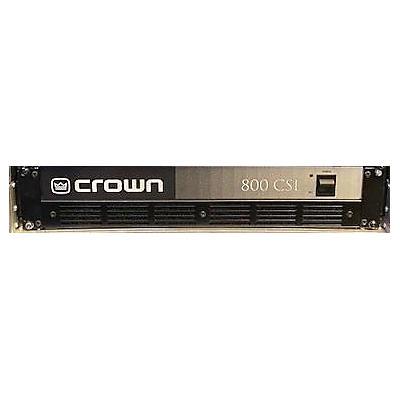 Crown 800CSL Power Amp