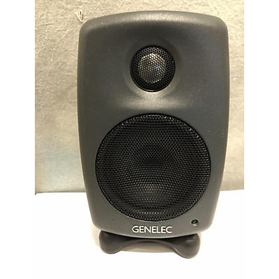 Genelec 8010A BI-AMPLIFIED MOITORING SYSTEM Powered Monitor
