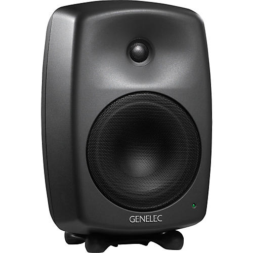 Genelec 8040B Bi-Amplified Monitor System (Each) Black