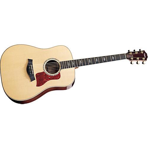 Taylor 810 Dreadnought Acoustic Guitar (2010 Model)