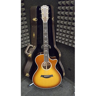 Taylor 812CE Acoustic Electric Guitar