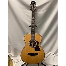 Taylor 812E V Class Acoustic Electric Guitar