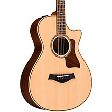 Taylor 812ce 12-Fret Grand Concert V-Class Acoustic-Electric Guitar