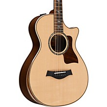 Taylor 812ce DLX 12-Fret V-Class Grand Concert Acoustic-Electric Guitar