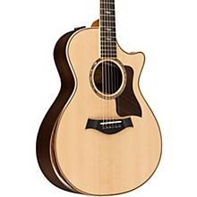 Taylor 812ce DLX Grand Concert Acoustic-Electric Guitar
