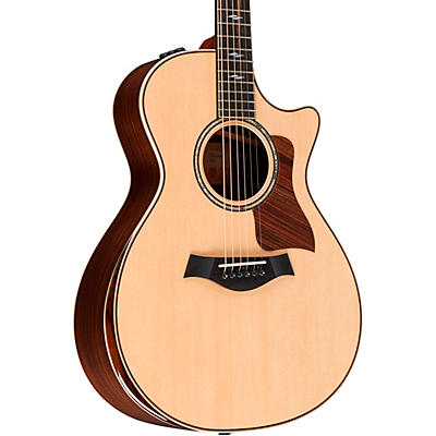 Taylor 812ce V-Class Grand Concert Acoustic-Electric Guitar