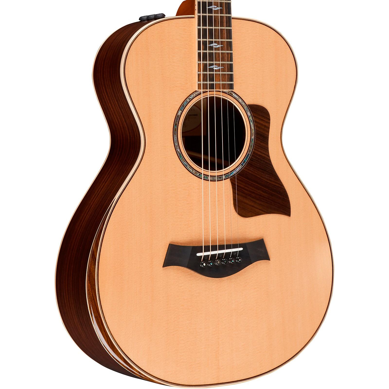 Taylor 812e 12-Fret Deluxe Grand Concert Acoustic-Electric Guitar