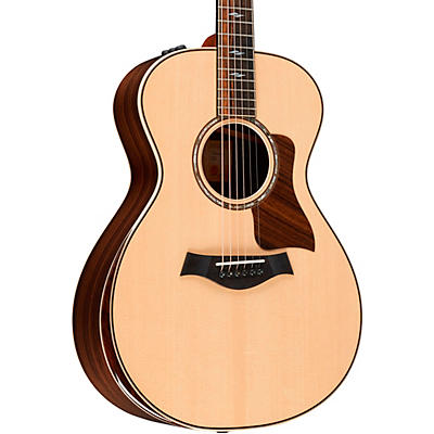 Taylor 812e V-Class Grand Concert Acoustic-Electric Guitar