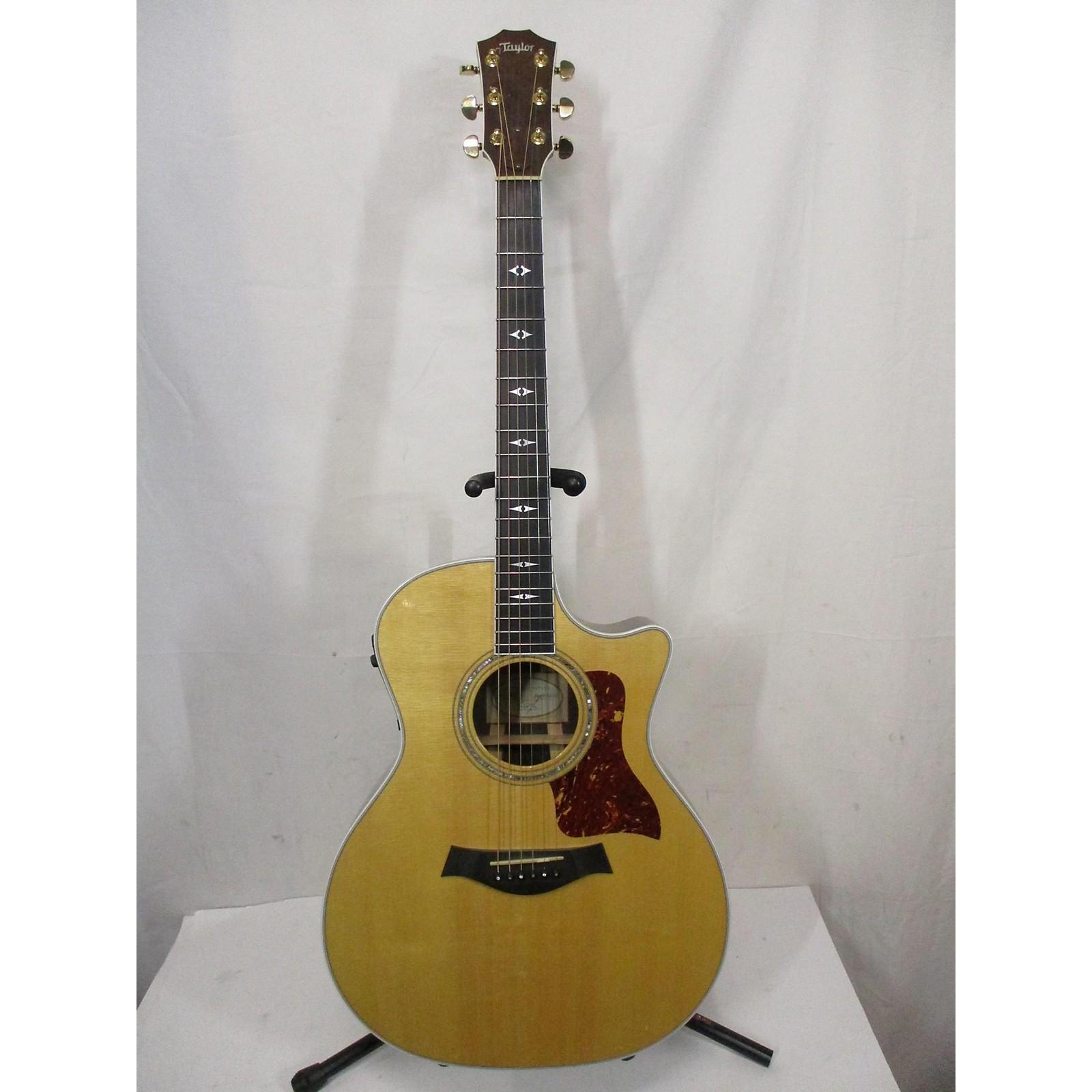 Taylor 814-bCE Acoustic Electric Guitar