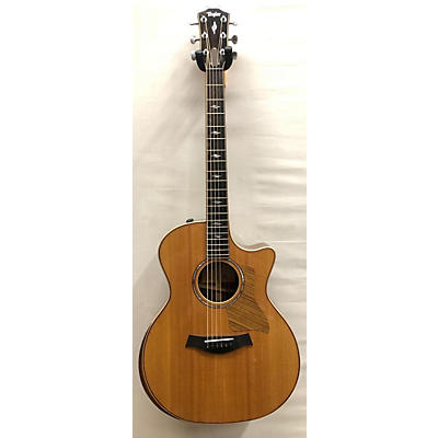 Taylor 814CE DLX Acoustic Electric Guitar