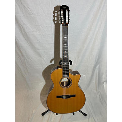 Taylor 814CEN Classical Acoustic Electric Guitar