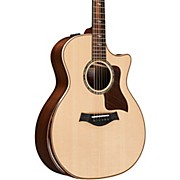 814ce DLX V-Class Grand Auditorium Acoustic-Electric Guitar Natural