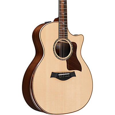 Taylor 814ce DLX V-Class Grand Auditorium Acoustic-Electric Guitar